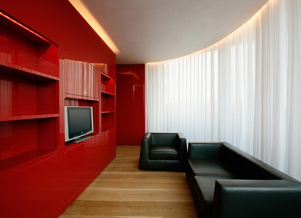 Hotel Puerta Am?rica in Madrid