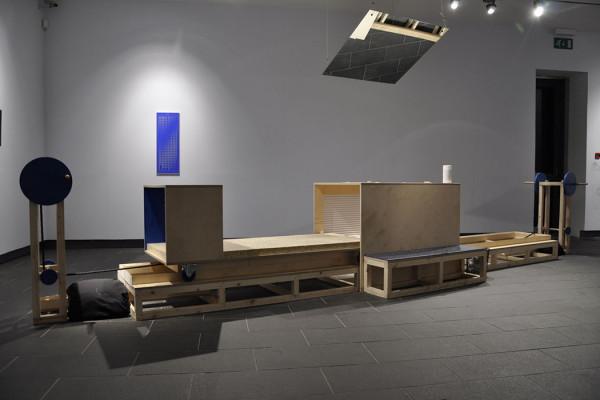 'Human Error' exhibition by Household and Dario Utreras