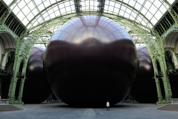 'Leviathan' by Anish Kapoor