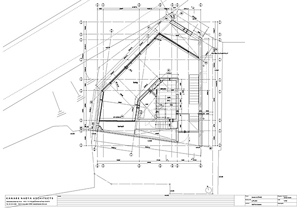 Concrete in architecture and design: House in Atsugi