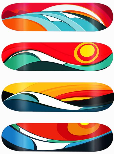'Serie Waves' by Tom Veiga