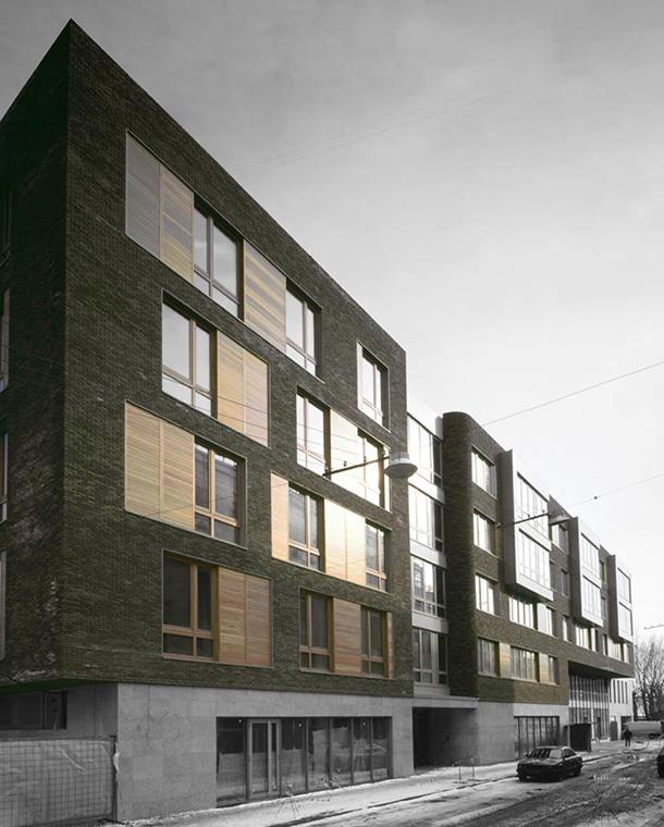 Russian architecture: Sergey Skuratov Architects