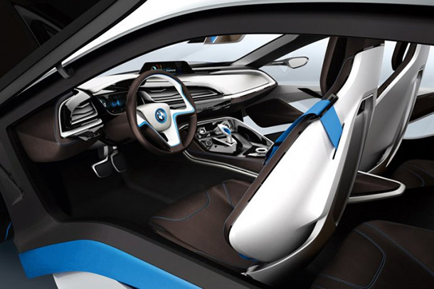 The BMW i3 Concept & BMW i8 Concept – Visuall