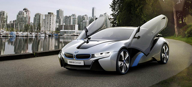 BMW Has Presented Two Concept Cars Which Are Expected To Be Produced Under  The New Sub Brand BMW I In 2013 U2013 All Electric BMW I3 Concept And Hybrid BMW  I8 ...
