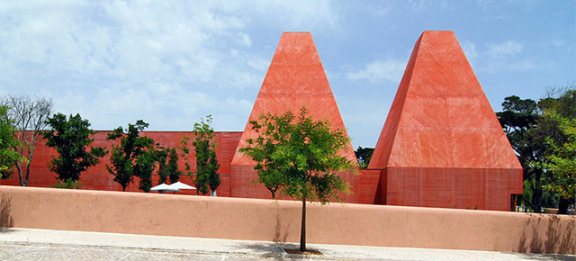 8c3a3f185c8d3 The Casa das Historias Paula Rego was designed by the architect Eduardo  Souto de Moura. The building makes use of certain aspects of the region s  historical ...