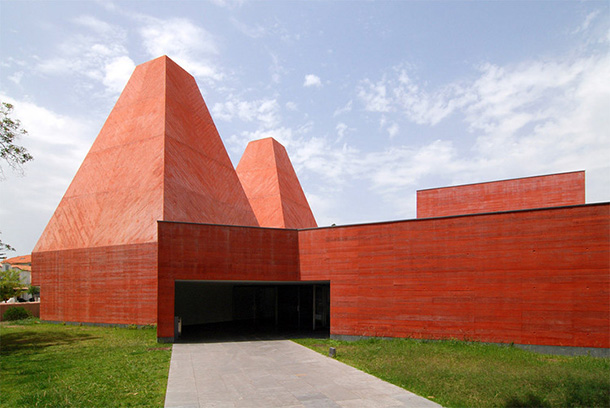 Paula R?go Museum by Eduardo Souto de Moura