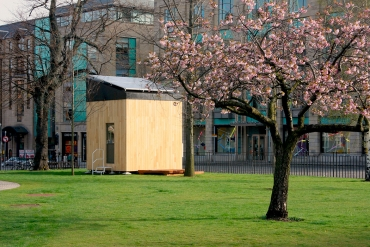 Compact living:: The Cube Project