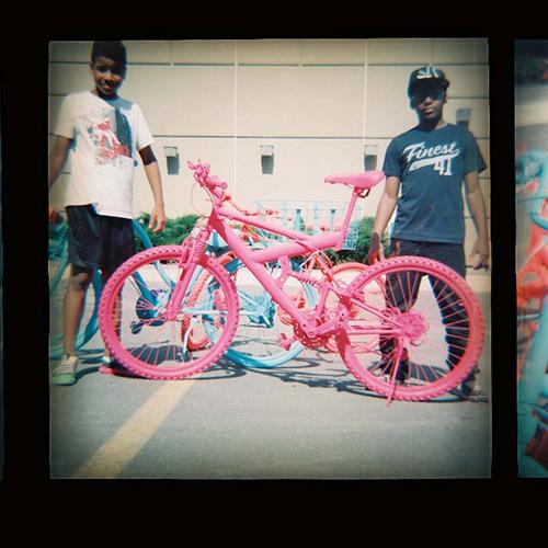 Street art: The Good Bike Project