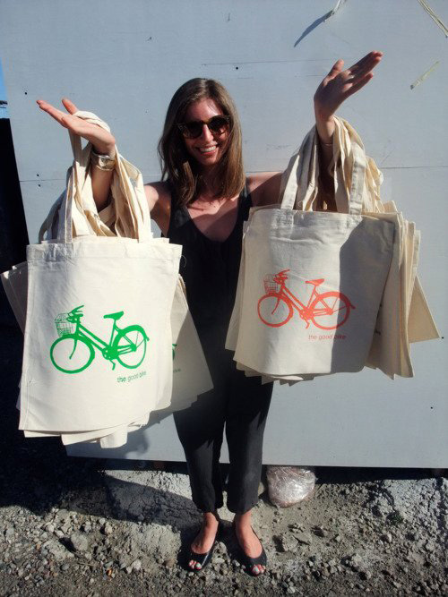 Street art: The Good Bike Project