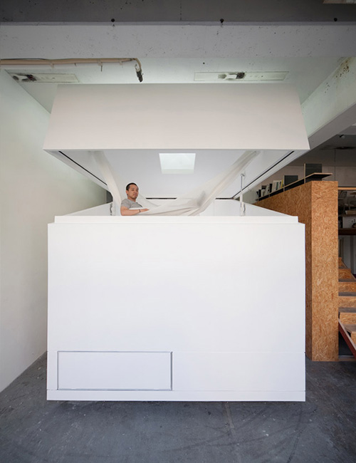 Compact living: PACO by Sschemata Architecture Office Ltd.
