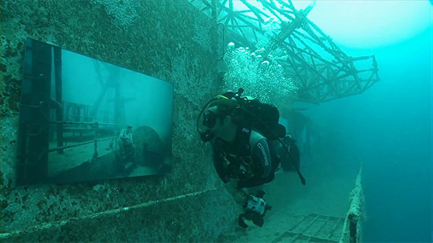 The Vandenberg: Life Below The Surface