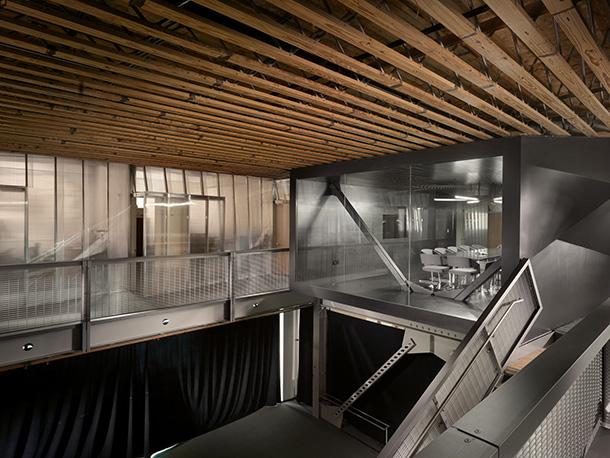 Obscura Digital HQ by IwamotoScott Architecture