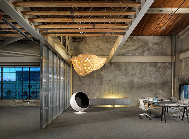 Obscura Digital HQ by IwamotoScott Architecture