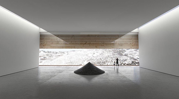 Kimball Art Center in Utah, USA by BIG + Architectural Nexus
