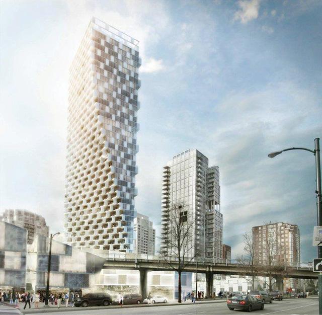 BIG contributes to Vancouver skyline