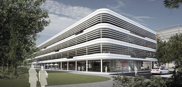 The Trianel GmbH Corporate Center in Aachen by gmp Architekten