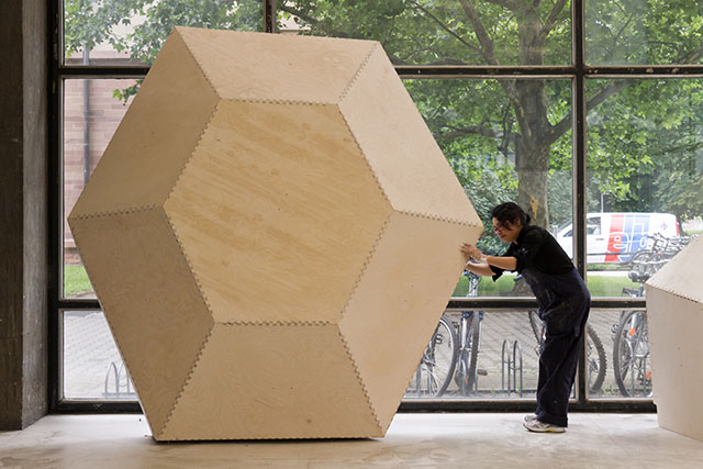 ICD/ITKE Research Pavilion 2011