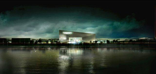 Cultural centre MÉCA by BIG & FREAKS freearchitects