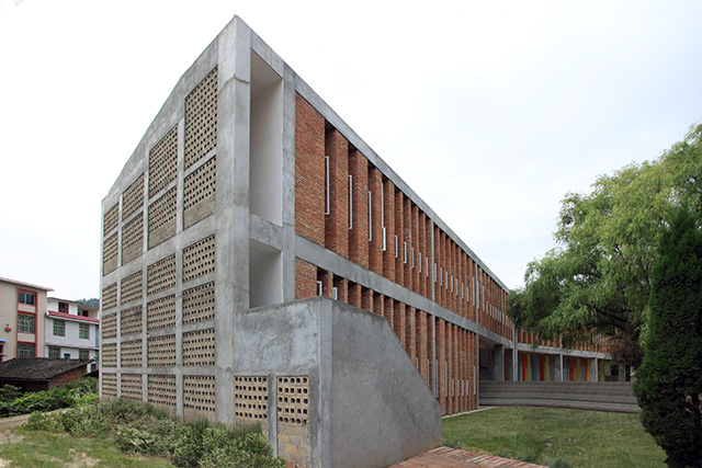 Tongjiang Primary School by Rural Urban Framework
