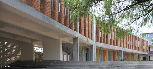 Tongjiang Primary School by Rural Urban Framework