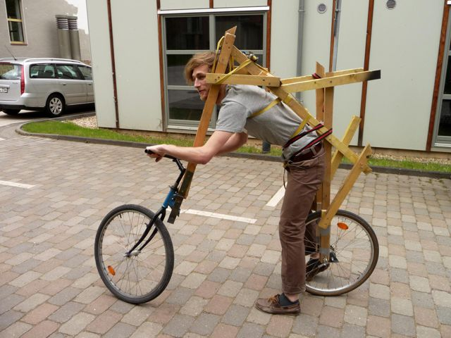 FLIZ – reinvention of a bicycle