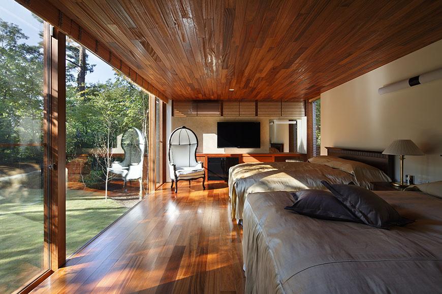 Daisen Residence in Japan by K2 Design