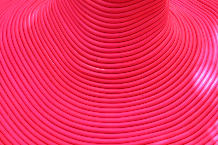 Pink Punch installation by Nicholas Croft and Michaela MacLeod