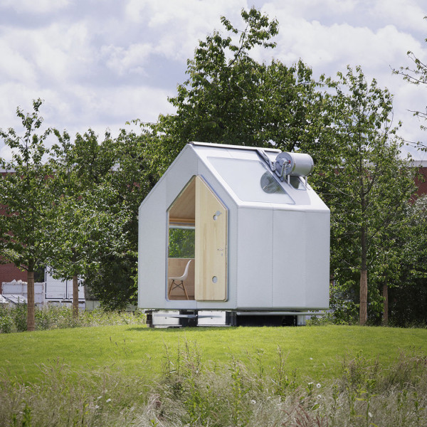 Compact living:: Diogene house by Renzo Piano Building Workshop
