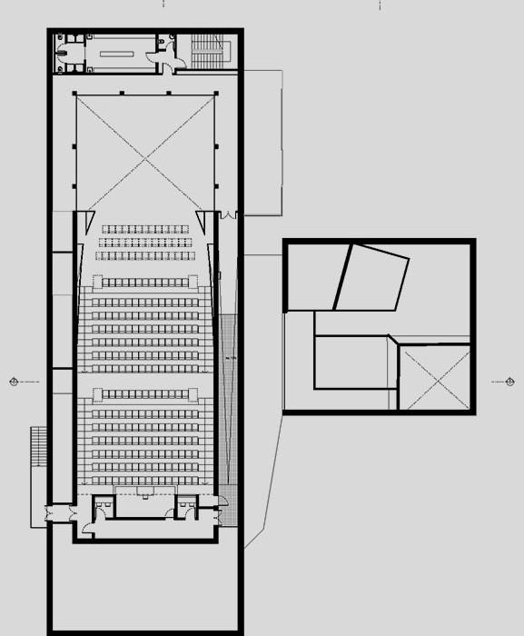 Casa das Artes in Miranda do Corvo by FAT - Future Architecture Thinking