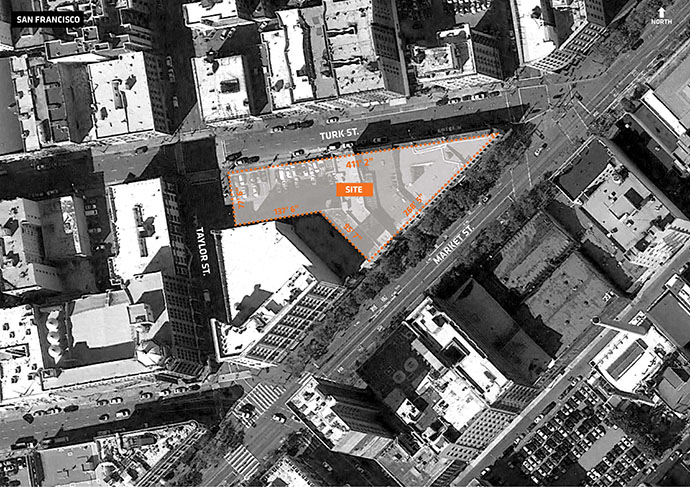 BIG Selected to Spark a New Mid-Market Arts Building in San Francisco