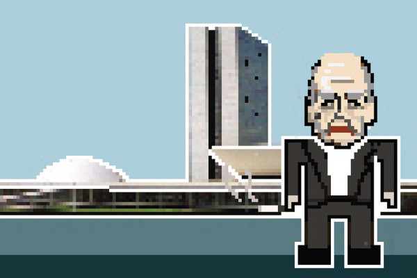 Guess Famous Architects on 'ARCHIPIX 2' illustrations by Federico Babina