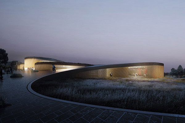 Museum of the Human Body by BIG