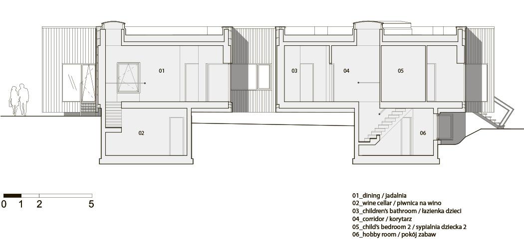 Podkowa House by Jakub Szcz?sny