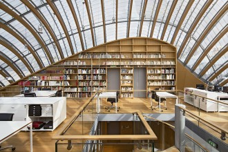 Pathé Foundation Headquarters by Renzo Piano Building Workshop