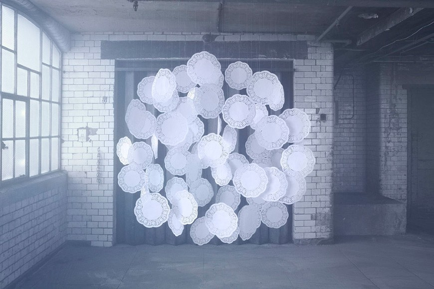 Temporary Installations by Nicola Yeoman