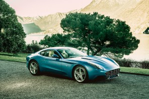 Berlinetta Lusso – classic Italian coupe by Touring Superleggera