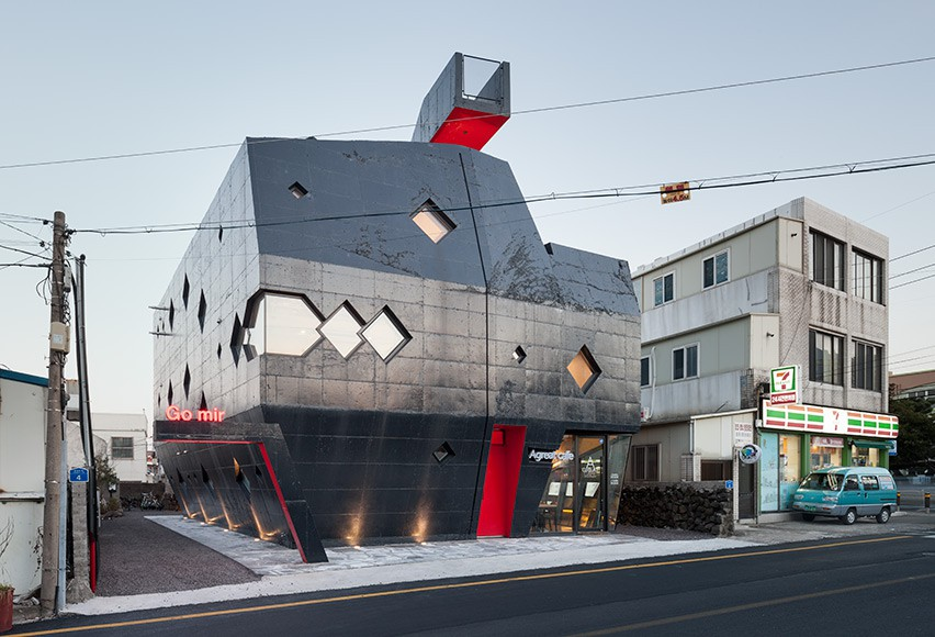 Go.mir Guest House by Moon Hoon