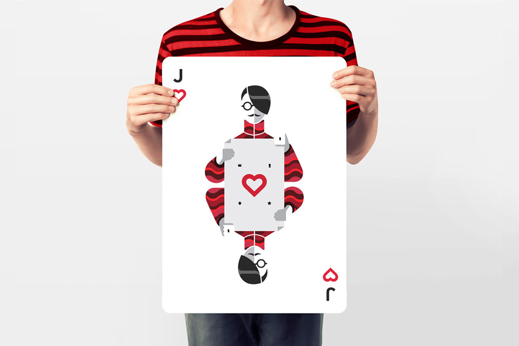 Playing Cards for Creative People by Ilya Kalimulin
