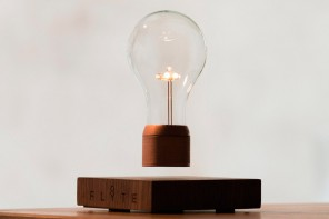 FLYTE – Levitating Lamp by Simon Morris