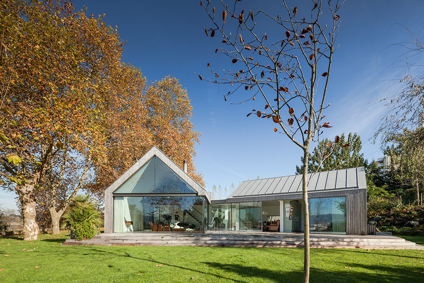 House of Four Houses by PROD Arquitectura