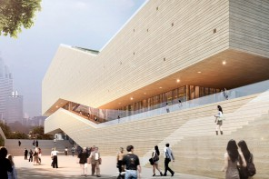 Guangzhou City Museum by Architekten von Gerkan, Marg und Partner