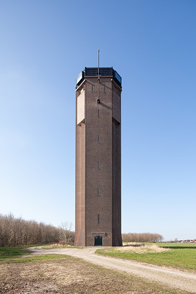 Watertower Sint Jansklooster by Zecc Architects