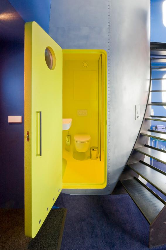 Loftletters BOTEL by MMX architecten