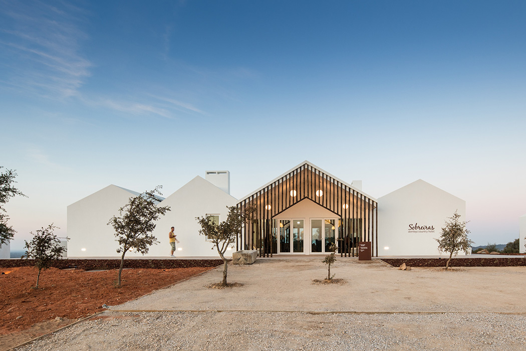 Sobreiras Alentejo Country Hotel by FAT - Future Architecture Thinking