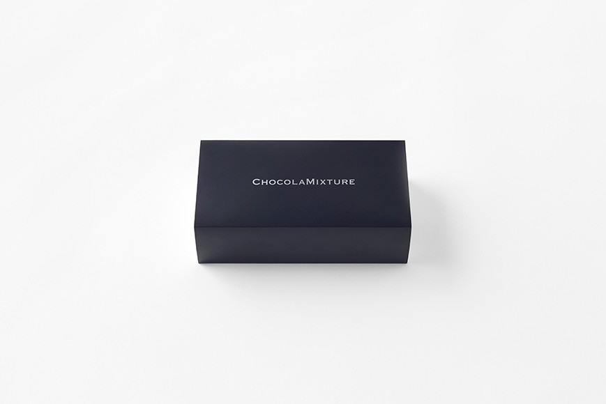 'ChocolaMixture' - Sweet Project by nendo