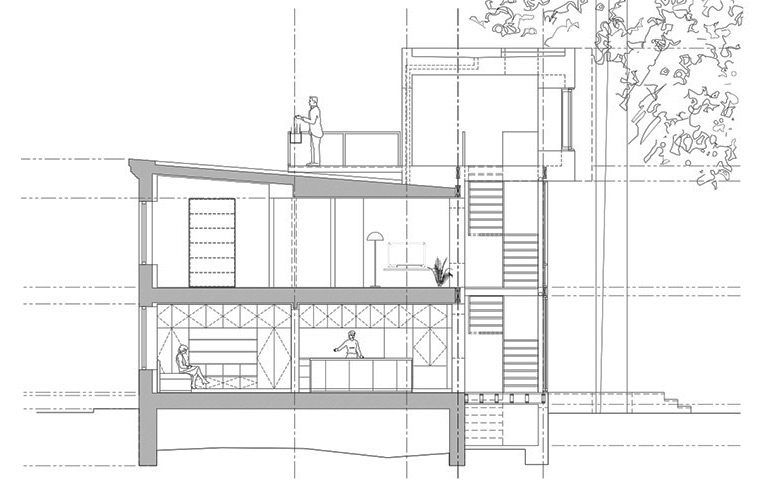 H?tel-de-Ville Residence in Montr?al by Architecture Microclimat