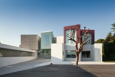 ABIBOO Architecture Designed a Residence for a Well-Known Sportsman in Madrid
