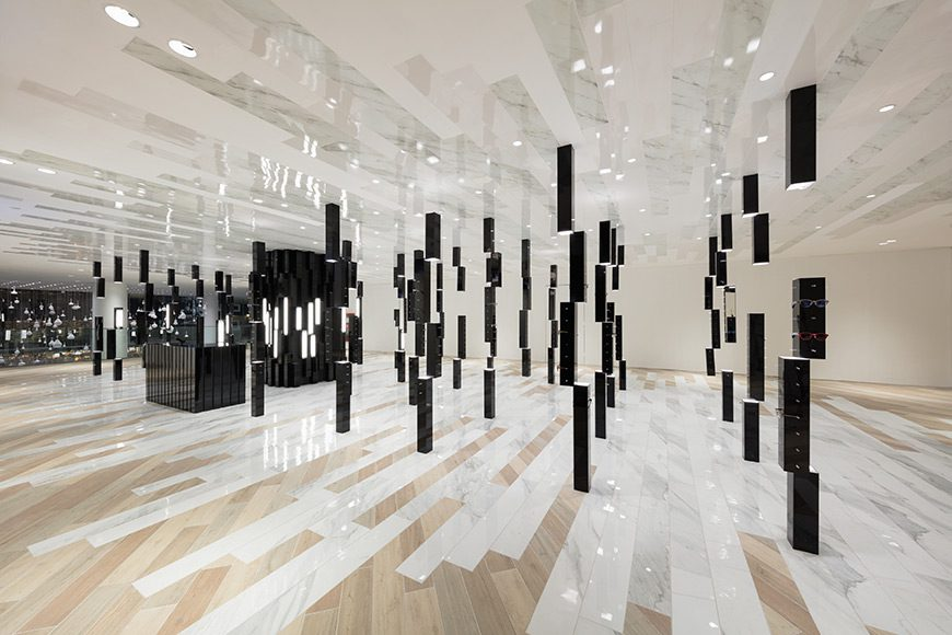 Redevelopment of 'Siam Discovery' Retail Complex in Bangkok by nendo