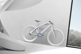 E-voluzione, The First Pininfarina's Electric Bicycle