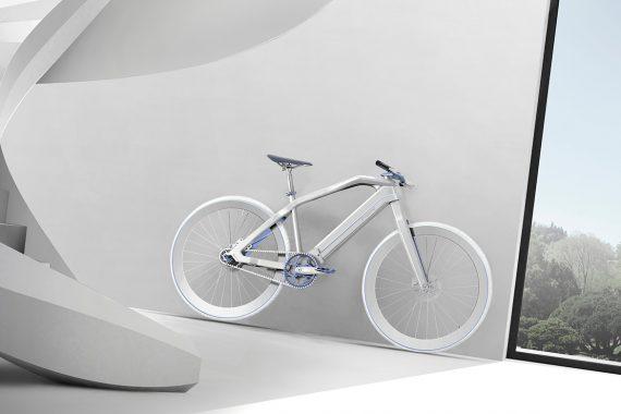 E-voluzione, The First Pininfarina's Electric Bicycle